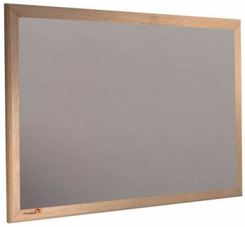 Wooden-Grey-Noticeboard